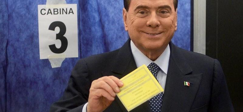 """""""A kommunista ügyészek áldozata"""" - három ítélet vár Berlusconira"""