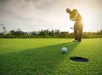 Óriási golfközpontot épít Zalacsányban Széles Gábor