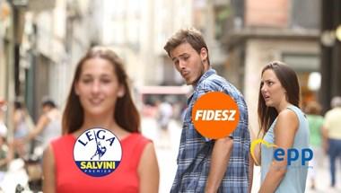 A Fidesz félresikerült plakátjának szereplőivel üzent a Néppártnak Guy Verhofstadt