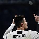 A Juventus elmondta, milyen sérülése van Ronaldónak