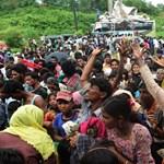 Vádemelés jöhet a hágai bíróságon a rohingyák deportálása miatt