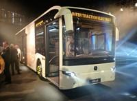 Mutatjuk az új magyar Mercedes buszt, bemutatjuk a gyártóját is