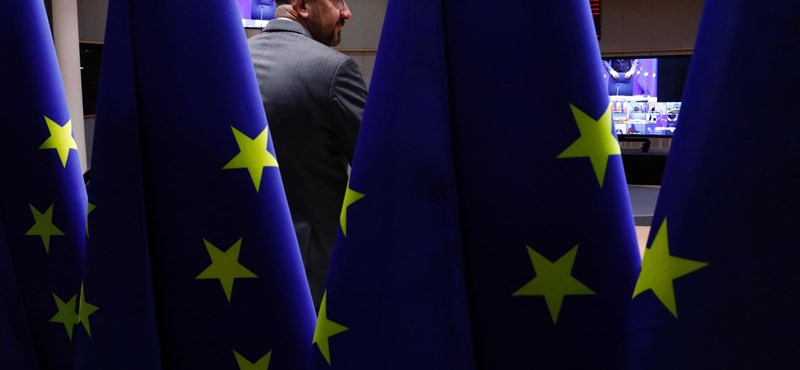Negyedórás vitát ért a magyar-lengyel vétó az EU-csúcson
