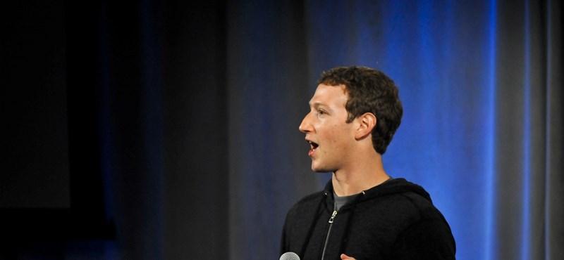 Váratlan, nagy bejelentést tett Mark Zuckerberg