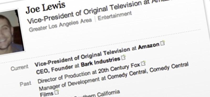 Amazon - saját internetes tévét indítanak?