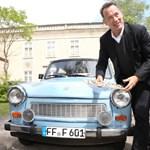 Tom Hanks két hónapra Budapestre költözik