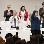 Tízperces tapsot kapott Merkel pártelnöki búcsúbeszéde