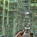 Képek: így néznek ki a világ legfurcsább könyvtárai