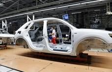 Megérezték a győri Audi-gyárban, hogy a járvány miatt egy hónap kiesett a munkából