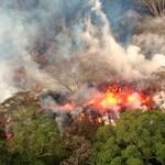 Több mint 3000 kilométerre is elért a hamu, olyan durva a hawaii vulkánkitörés