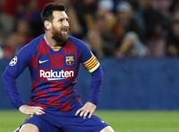 Döntött az EU Bírósága: lehet védjegy a Messi