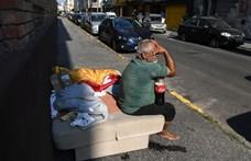 Hajléktalantörvény: több lett a hajléktalan Budapesten