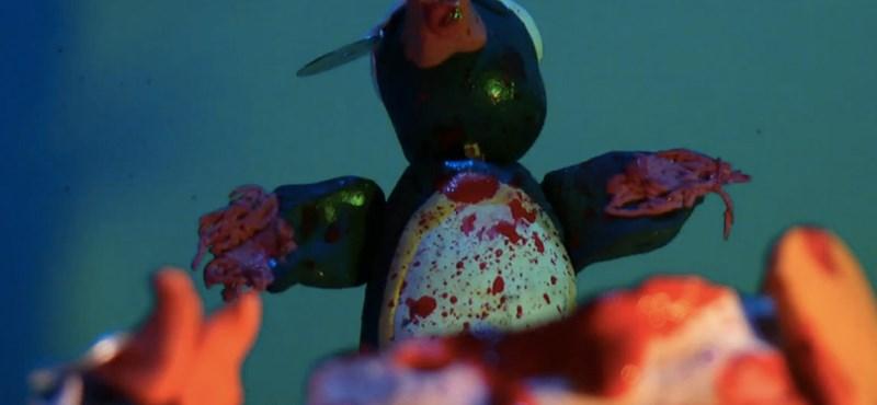 John Carpenter horrorklasszikusa Pingu feldolgozásban (videó)