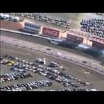 Videó: Dan Wheldon végzetes balesete