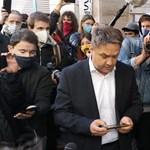 Nem volt bűncselekmény Szarka Gábor kizárása az SZFE épületéből