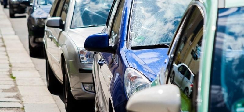 Rekordszinten a használt autók ára Németországban
