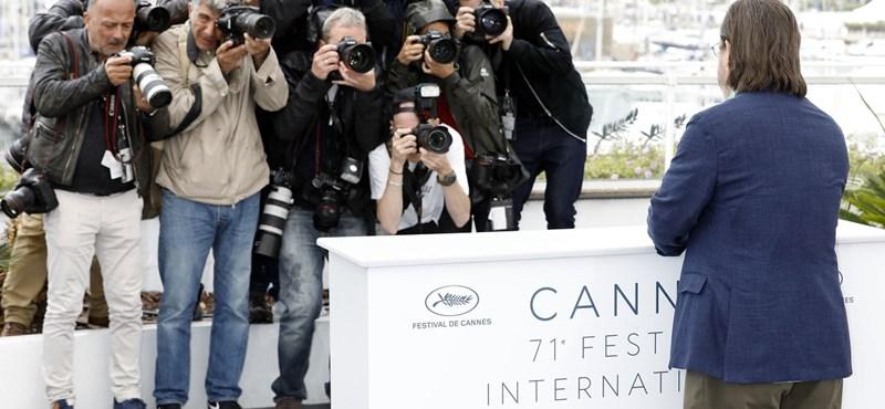 Annyira undorító Lars von Trier filmje, hogy tömegesen vonultak ki a vetítésről a nézők Cannes-ban