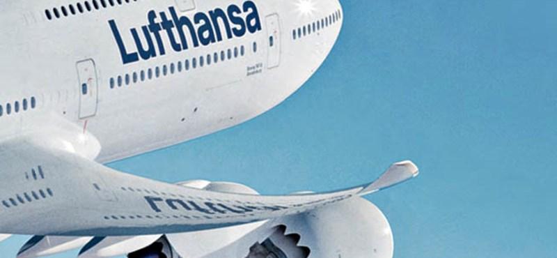 1,2 milliárd eurós veszteséggel zárta a negyedévet a Lufthansa
