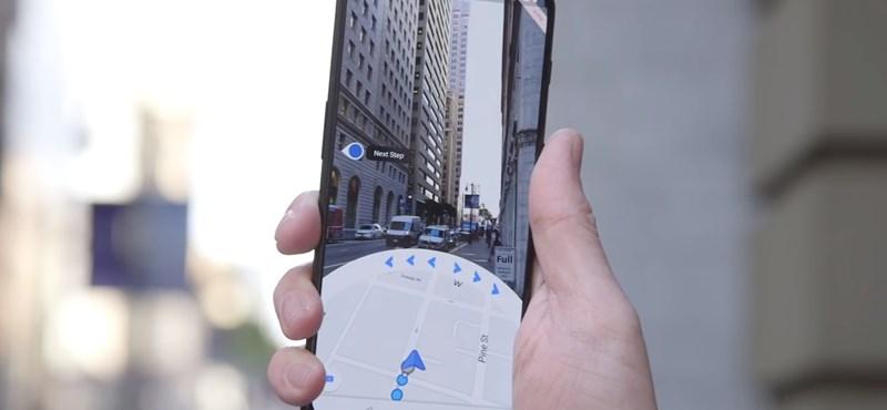 Felejtse el, amit a Google Térképről eddig tudott, teljesen más lesz a navigálás