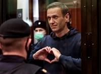 Egy Moszkvához közeli börtönbe szállították Navalnijt