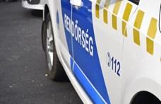 Kerékpárost gázolt halálra egy személykocsi a 33-as főúton