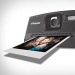 Két világ találkozása: Digitális Polaroid fényképezőgép