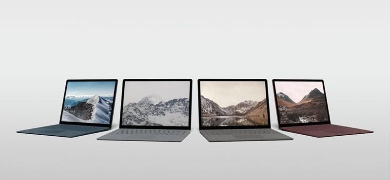 Nagy pofon a Microsoftnak és a Surface-gépeknek
