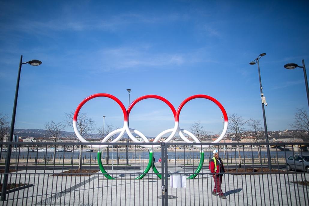 Sz.B. -14.03.21. - Olimpia park átadás