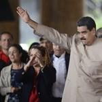 """A venezuelai államfő bekeményített: """"Ez arcátlanság"""""""