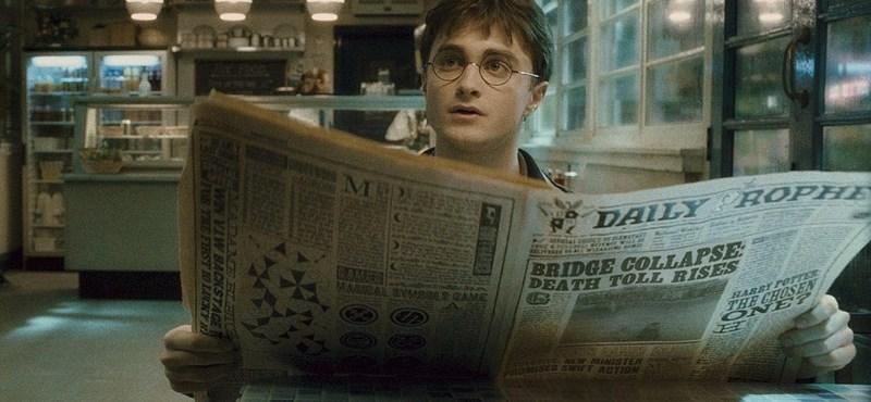 Olvastad a Harry Pottert? Akkor ennek a tesztnek hibátlanul mennie kell