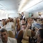 A légitársaság a felelős, ha a repülőn ránk ömlik a kávé