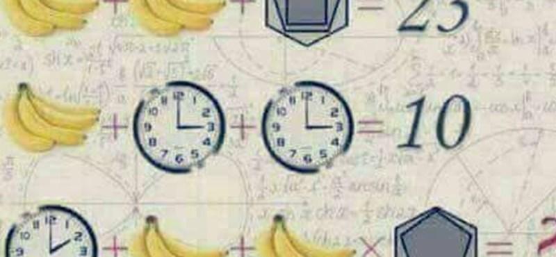 Itt a megoldás a nap logikai feladványára – önnek is ez jött ki?