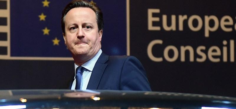 Cameron szerint van előrelépés, de nincs megállapodás