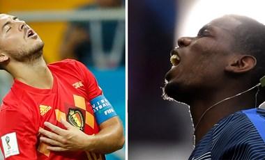 Hagyjuk az esélylatolgatást, szívből mondjuk meg, ki nyeri a francia-belga meccset