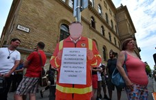A szakszervezet szerint a mentősök egy részének csak látszólagos béremelés jutott