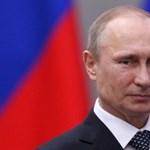 Putyin jobb életet és gyermekáldást kívánt 2018-ra