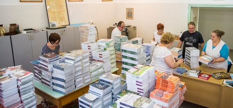 Akár több tízezer forintba is kerülhetnek az ingyenes tankönyvek