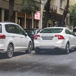 Győrben is ingyenes a parkolás, csak kerékbilincs jár érte
