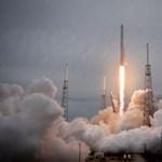 Megint balszerencsésen landolt a SpaceX-rakéta
