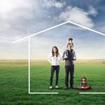 A családos fiatalok készülnek a legjobban a lakáskiadásokra