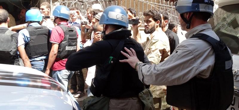 """Szíria: az érvek """"vegyi fegyveresítése"""""""