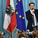 A szélsőjobboldali Szabadságpárttal lépne koalícióra a nyertes osztrák kancellárjelölt