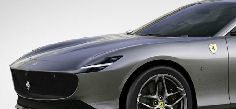 Friss kémfotókon a Ferrari első szabadidő-autója