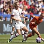 Női foci: megvédték címüket az amerikaiak, negyedszer világbajnokok