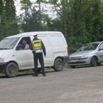 Finn módszerrel ellenőriznek a magyar rendőrök