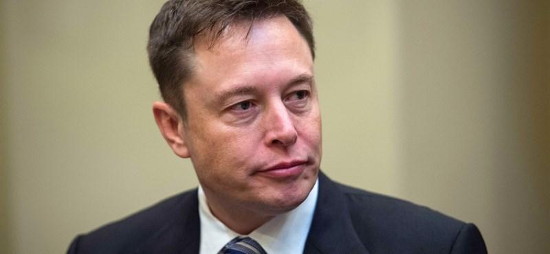 Ijesztő jóslattal állt elő Elon Musk
