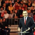 """Ponta: """"voltak vagy háromszázan, akik ellenem demonstráltak"""""""