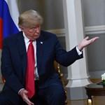 Trump számára megint rosszul sülhet el a Putyin-találkozó