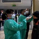 Nagyon megugrott a fertőzöttek száma Olaszországban