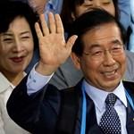 Eltűnt Szöul polgármestere, nagy erőkkel keresi a rendőrség